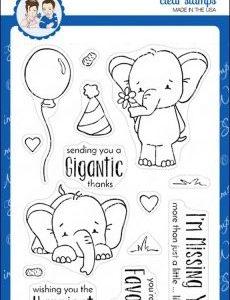 Sketched Elephants