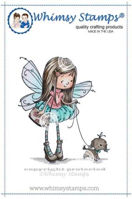 Fairy and Puppy