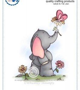 Spring Time Elephant