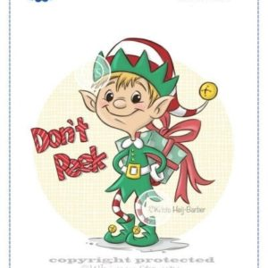 Don't Peek Elf