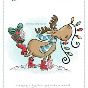 Holiday Moose