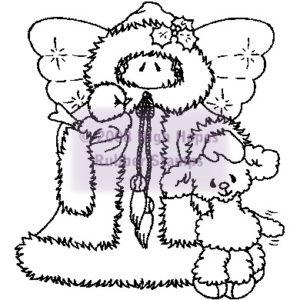 Charity Winter Angel