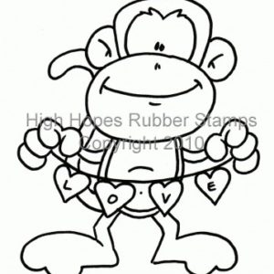 Heartstrings Monkey *NEU*