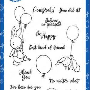 Bunny Balloons 2