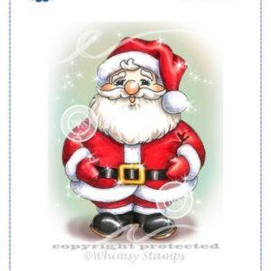Jolly Little Santa