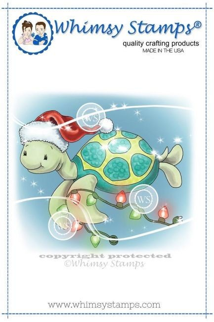 Turtle Christmas Lights