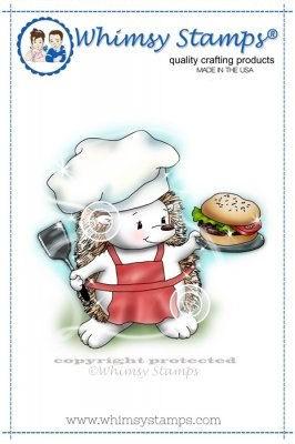 Hedgehog Hamburger