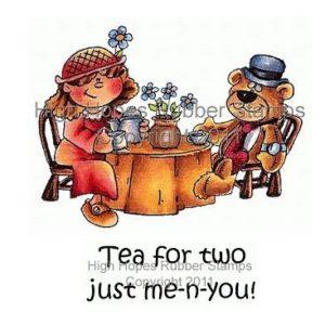 Teddy for Tea Set *NEU*