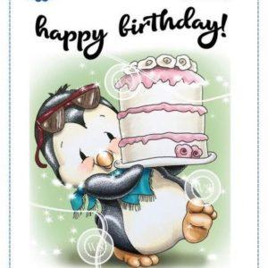 Penguin's Cake