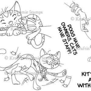 Kitty Kapers 1