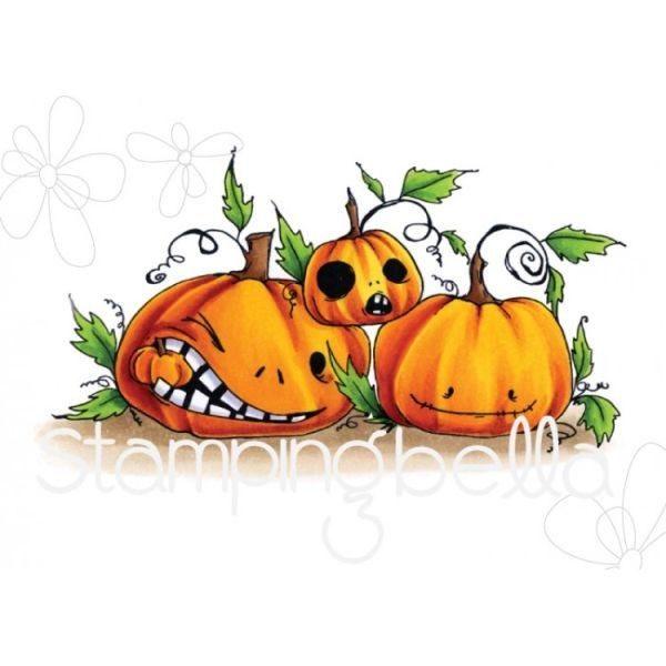 Naughty Pumpkins