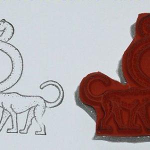 Ägyptische Löwen