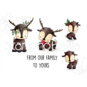 Reindeer Family