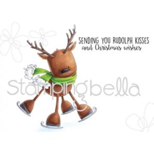 Rudolph the Skating Reindeer