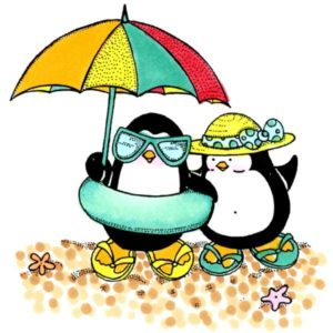 Beachy Penguins