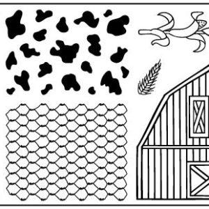 Background Plate 5 - Farm