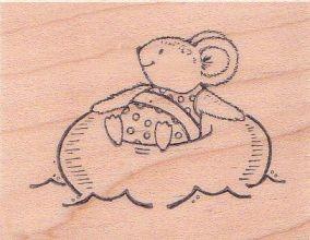 Girl Mouse Tubing