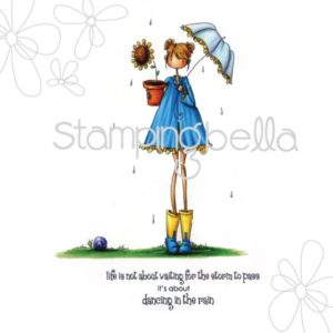 Lolly and her Brolly