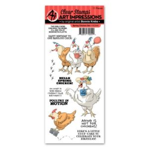 Spring Chicken Set
