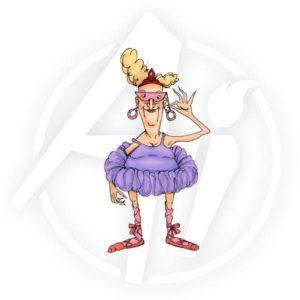Ballerina Eunice