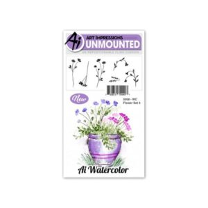 WC Flower - Set 3