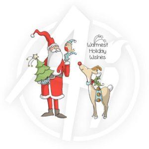 Holiday Wishes Set