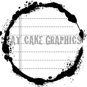 Journal blotch - Circle