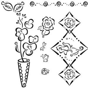 Garden 1 - Set 1