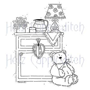 Teddy Get Well Soon