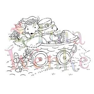Wedding Squirrels