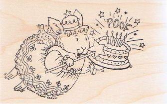 Flora the Birthday Fairy