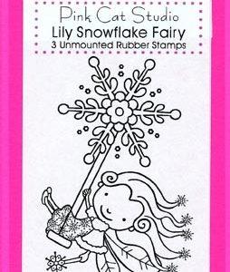 Lily Snowflake Fairy