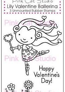 Lily Valentine Ballerina