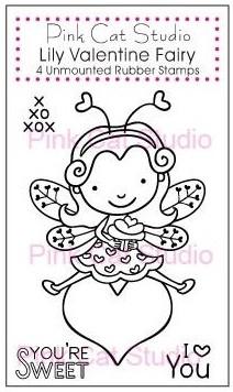 Lily Valentine Fairy