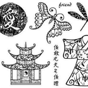 Oriental 1 - Set 1