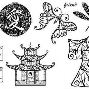 Oriental 1 - Set 2