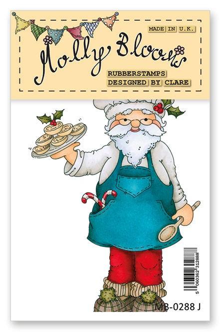 Jolly Nice Pies Santa