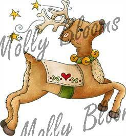 Roxy the Reindeer