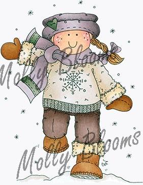 Snowflake Molly