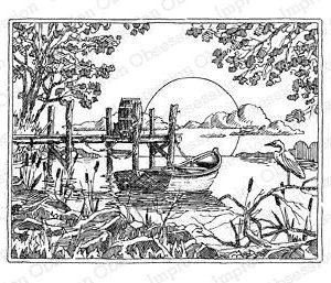 Boat & Pier