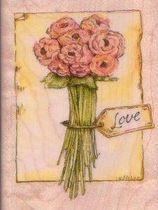 Rose Bouquet Love