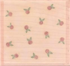 Rosebud Pattern
