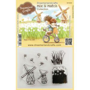 Flowers & Windmills