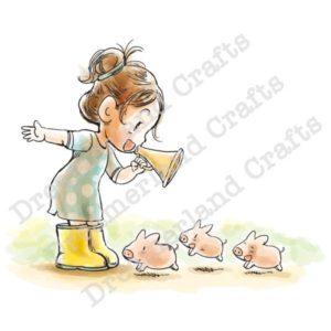 My Three Little Pigs