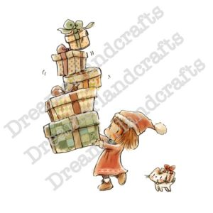 Stack the Presents