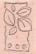 Blätter-Skizze