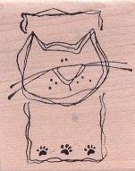 Katzen-Skizze
