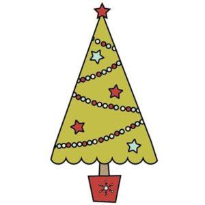 Santa's Little Helper - Christmas Tree