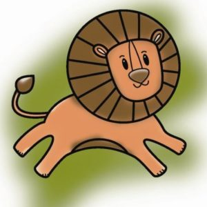Wild Things - Lion