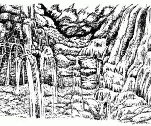 Lower Proxy Falls, Top